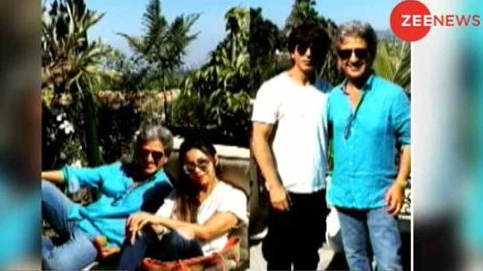 Bollywood's link with ISI exposed; photos of SRK, wife Gauri with controversial Rehan Siddique and Tony Ashai go viral