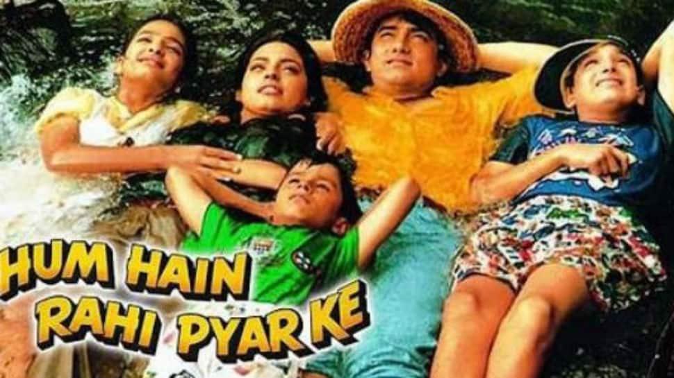 Kunal Kemmu recalls being a 'naughty kid' in 'Hum Hain Rahi Pyar Ke'