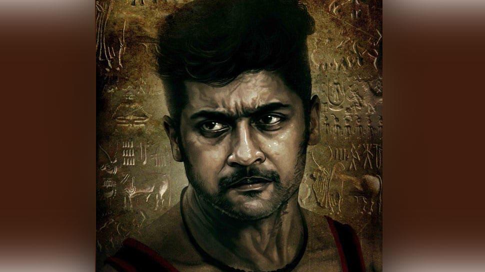 South director Vetri Maaran shares first look poster of Suriya starrer 'Vaadivasal' on actor's birthday!