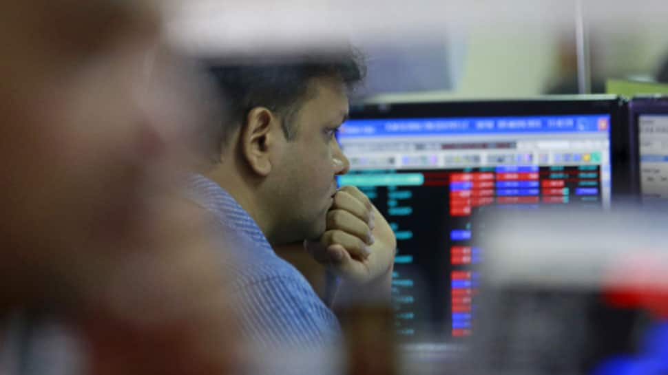 Sensex tumbles 239 points, Nifty below 11,150 in early trade