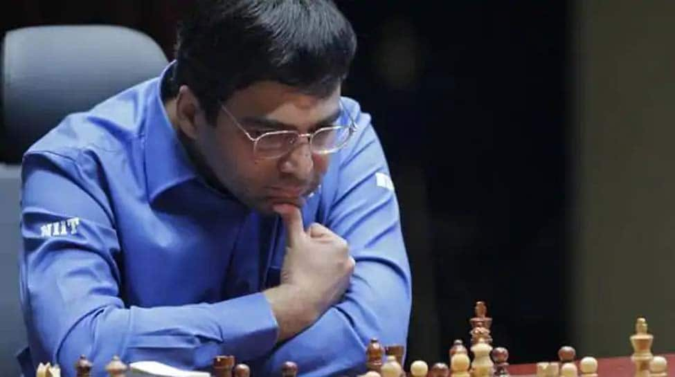 Viswanathan Anand suffers third straight defeat in Legends of Chess tournament