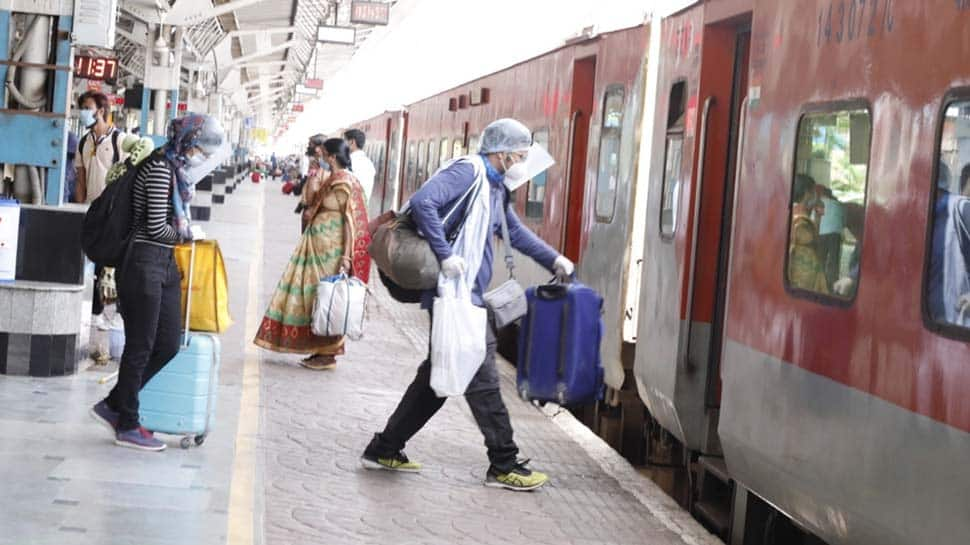 Amid COVID-19 lockdown in West Bengal on July 25, several trains to and from Howrah Railway Station cancelled