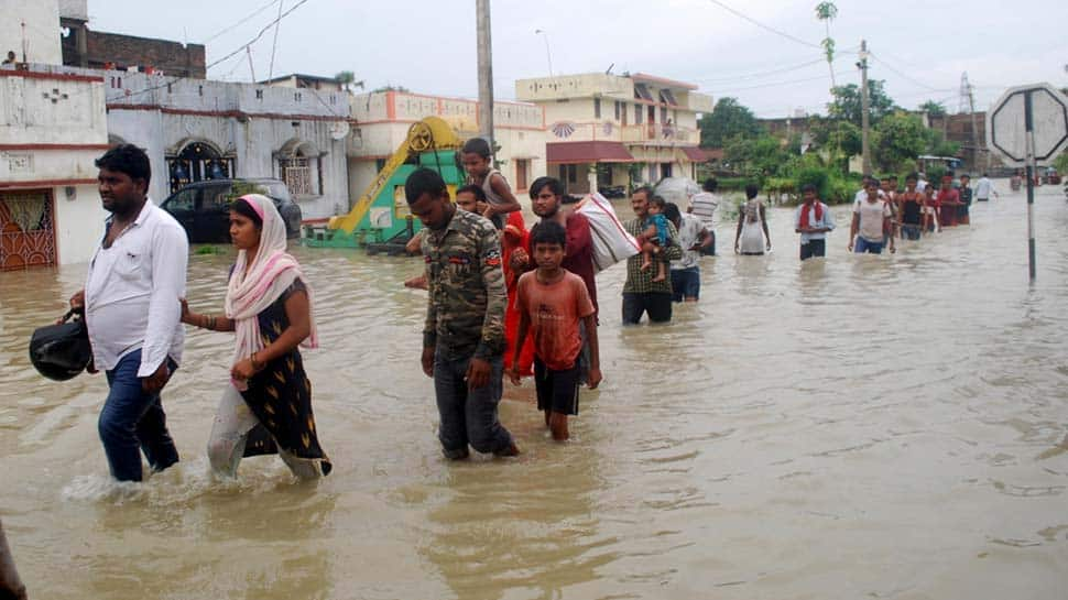 Nearly 9.60 lakh people affected by Bihar floods, ten deaths reported across state
