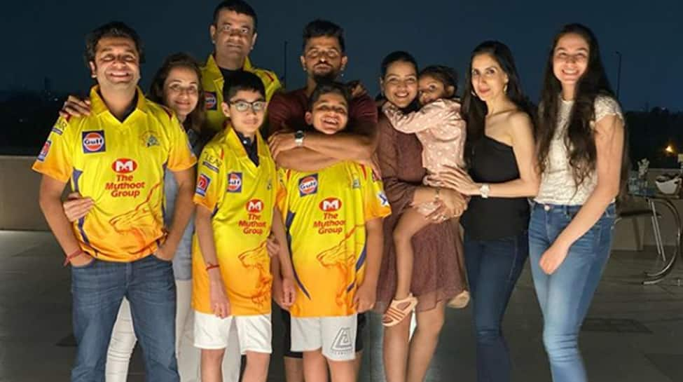 Can't wait to be with CSK family for IPL 2020: Suresh Raina