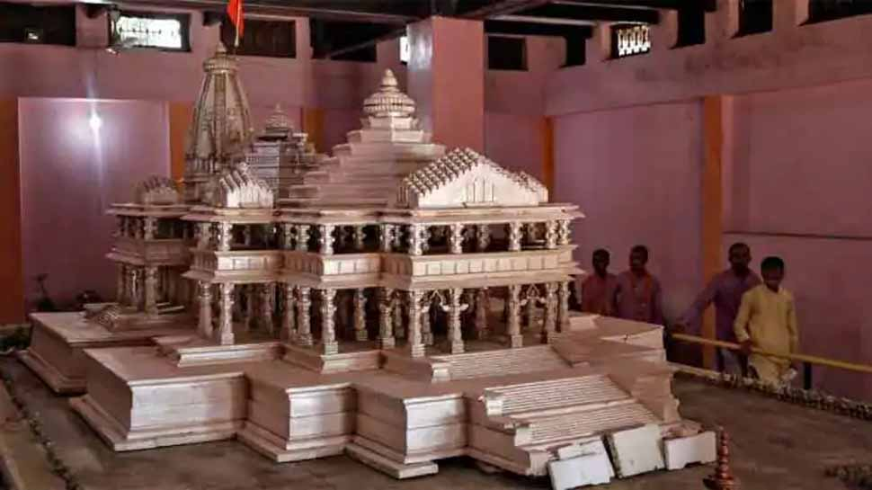 Ayodhya Ram temple bhoomi pujan event to be low key due to COVID-19 pandemic: Sources