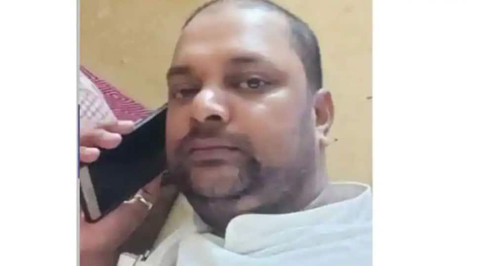 Journalist Vikram Joshi case: Ghaziabad police announces reward of Rs 25,000 on accused Akash Bihari