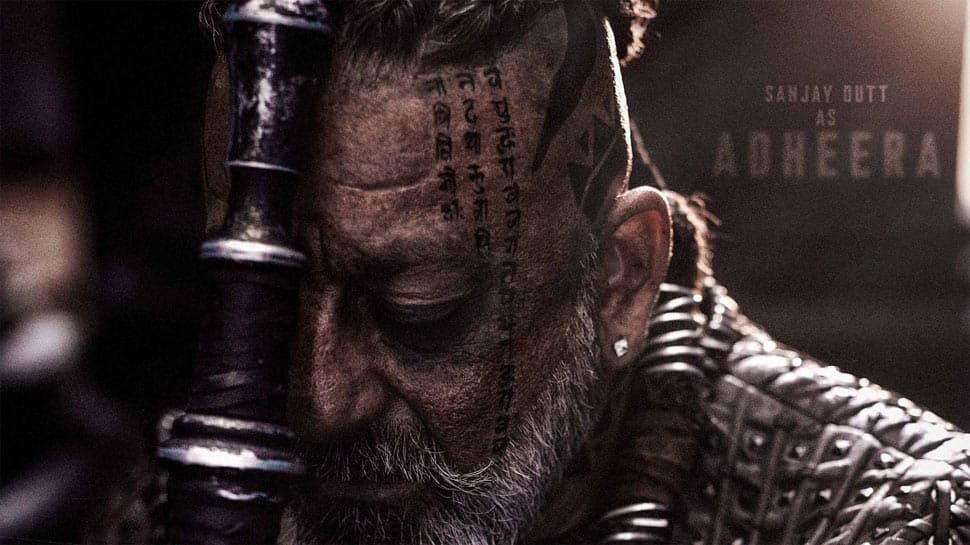 On Sanjay Dutt's birthday, his 'KGF 2' first look poster leaves fans stunned!