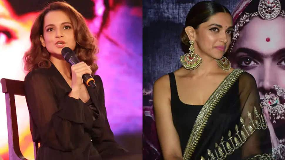 Kangana Ranaut's team accuses Deepika Padukone of conspiring JNU protest and boycotting Sushant Singh Rajput
