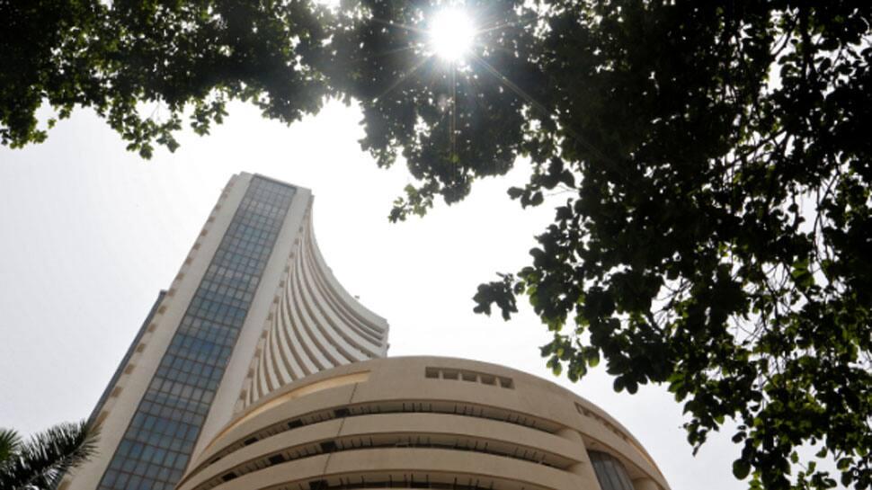 Sensex tumbles 335 points; Nifty closes at 11,102