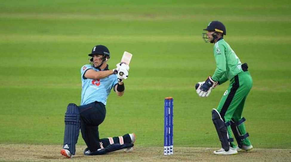 England's Joe Denly ruled out of 2nd ODI against Ireland with back spasm