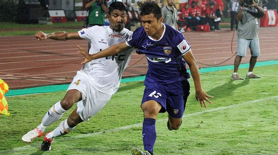 ISL: Jerry Lalrinzuala signs contract extension with Chennaiyin FC