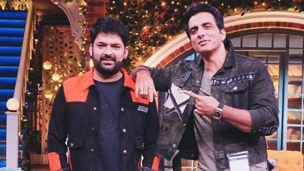 Inside Kapil Sharma's first episode shoot of 'The Kapil Sharma Show' amid coronavirus outbreak - Watch