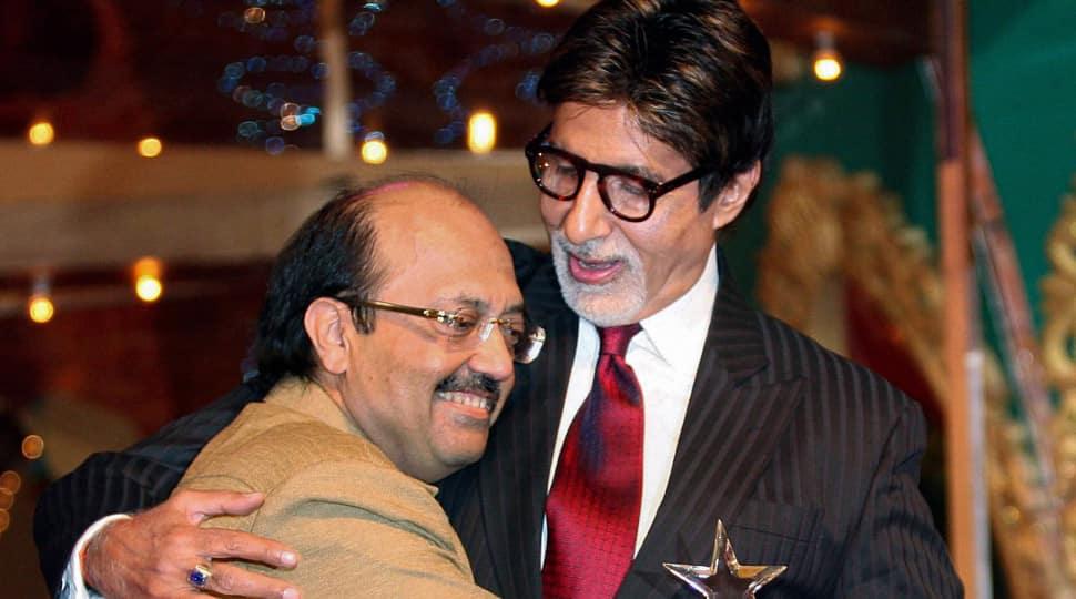 Reason behind end of friendship between Amar Singh and Amitabh Bachchan