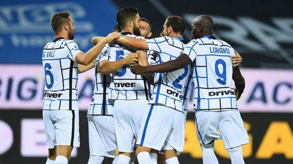 Serie A: Inter Milan end Atalanta's long unbeaten run to clinch second place