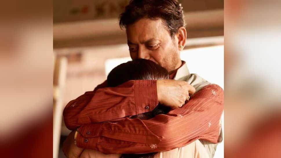 I always addressed Irrfan Khan as papa or dad: Radhika Madan