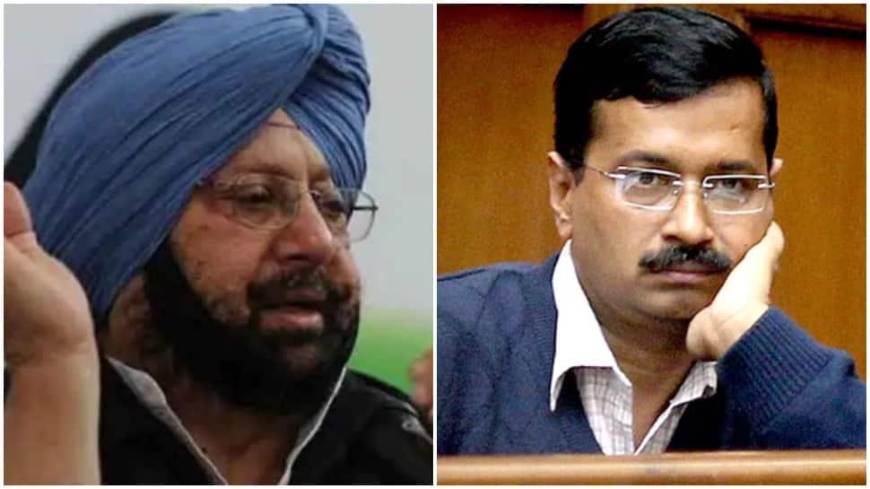 Mind your own business: Punjab CM Captain Amarinder Singh to Delhi CM Arvind Kejriwal on demand for CBI probe in Punjab spurious liquor tragedy   India News   Zee News