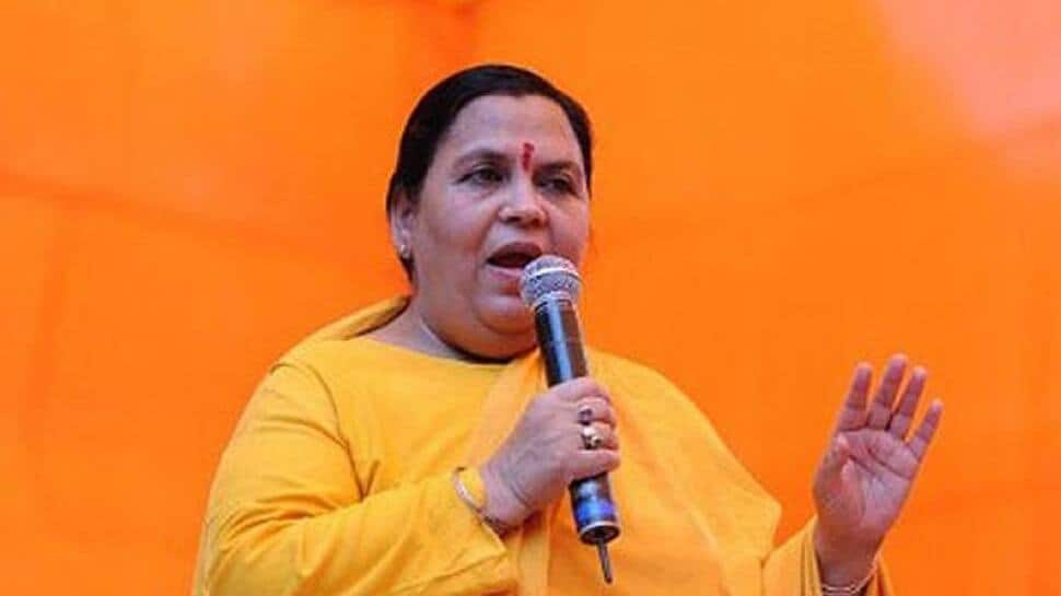 Worried about Prime Minister Narendra Modi's health: BJP leader Uma Bharti to skip Ram Temple 'bhoomi pujan' ceremony due to COVID-19