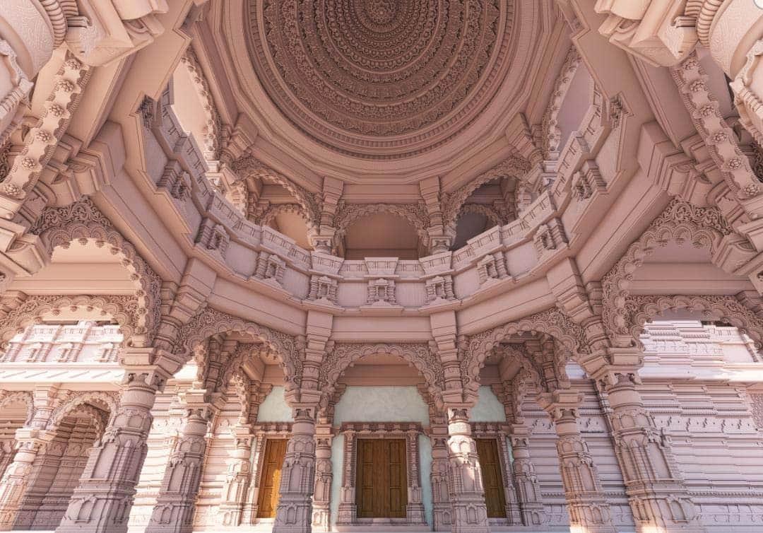 Ram Temple bhoomi pujan in Ayodhya
