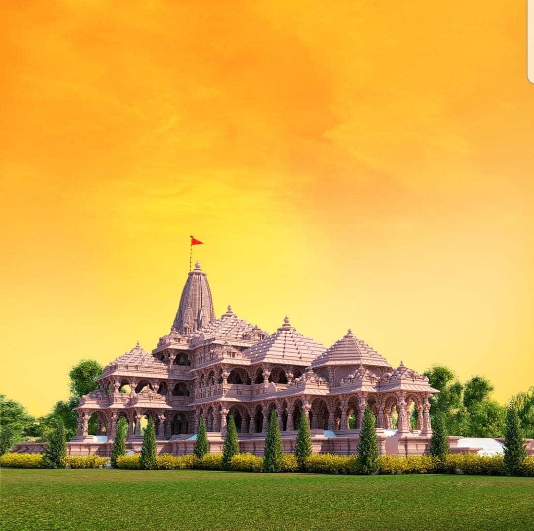 Grand Ram Temple
