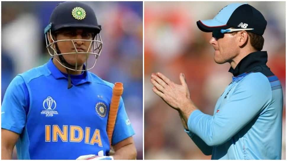 Eoin Morgan breaks MS Dhoni's record of most sixes as international captain