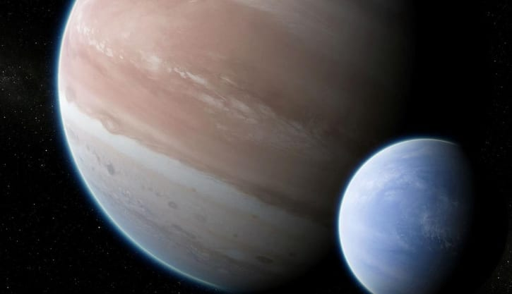 Scientists use Earth as proxy for detecting signs of life on exoplanets