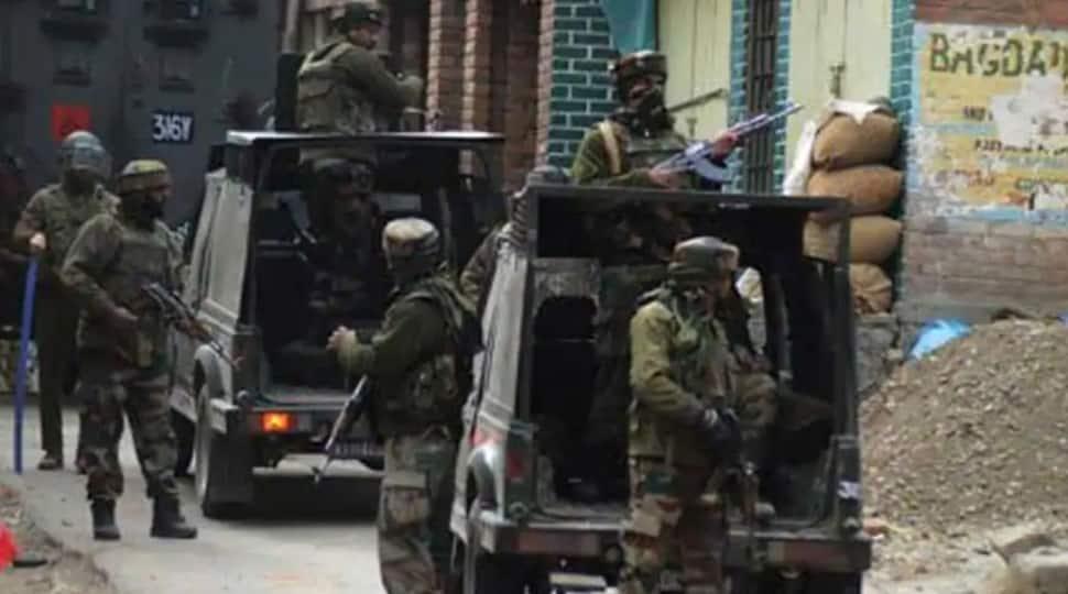 Encounter underway between security forces, terrorists in Jammu and Kashmir's Kulgam