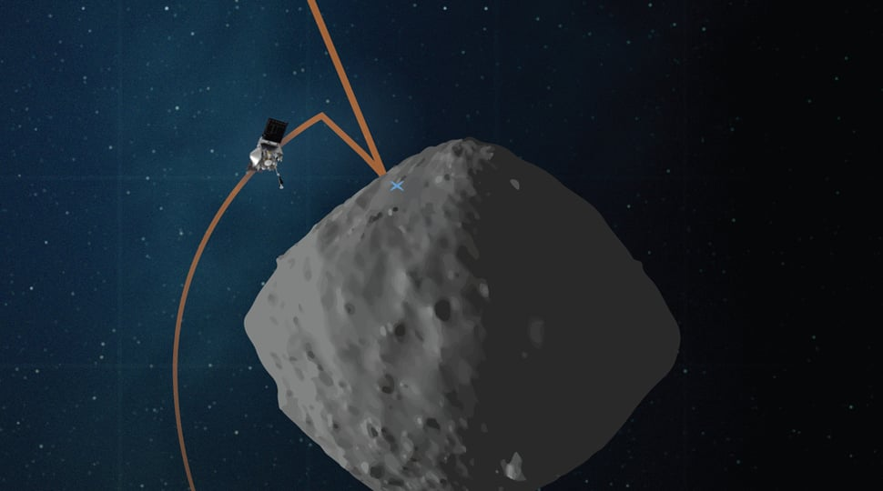 NASA`s OSIRIS-REx spacecraft gets ready for touching asteroid Bennu for sample collection - Zee News