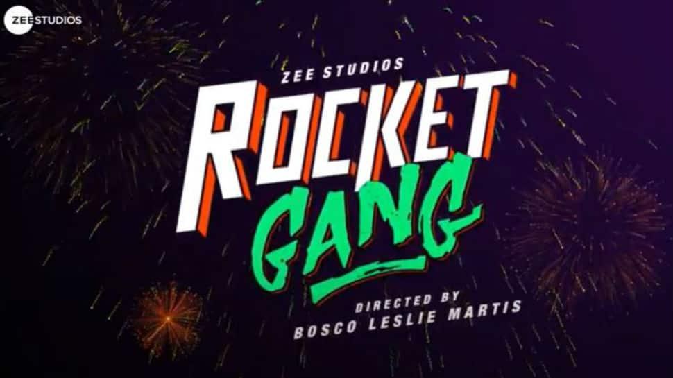 Zee Studios unveils ace choreographer Bosco Leslie Martis' film's title - 'Rocket Gang'