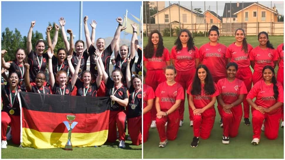 Women's T20I cricket return after COVID-19 halt as Germany beat Austria by 82 runs