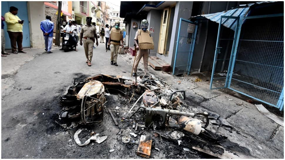 Bengaluru violence a pre-planned conspiracy that just needed a spark to explode