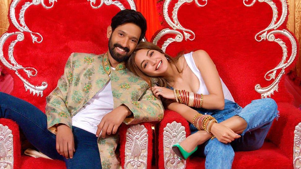 Zee Studios announces social comedy '14 Phere' starring Vikrant Massey and  Kriti Kharbanda | Movies News | Zee News