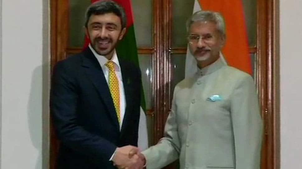 UAE briefs India on establishing ties with Israel, EAM Jaishankar says 'discussed full normalisation of relations'