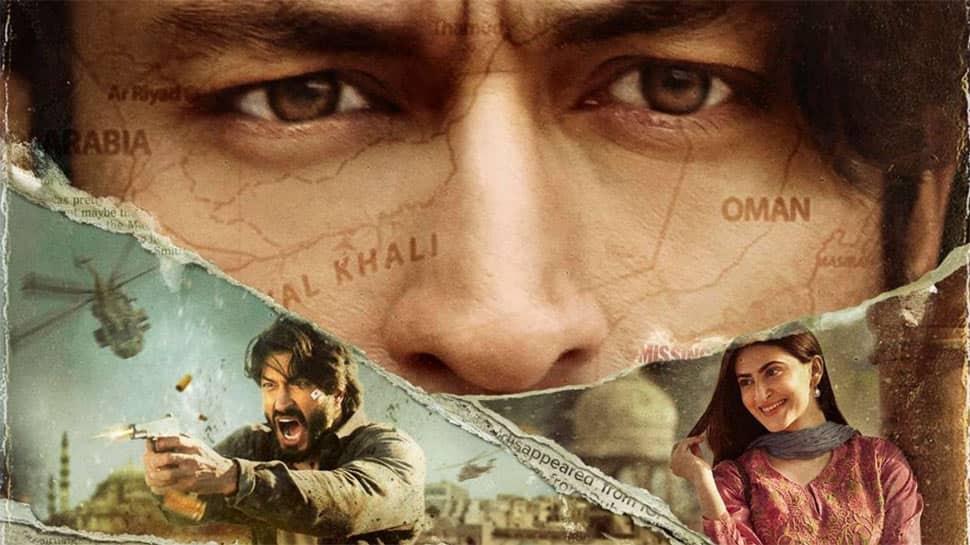 Khuda Haafiz movie review: Vidyut Jammwal starrer is an old-school action drama