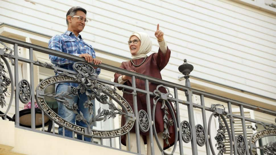 Aamir Khan faces Twitter flak for meeting First Lady of Turkey Emine Erdogan, see viral pics
