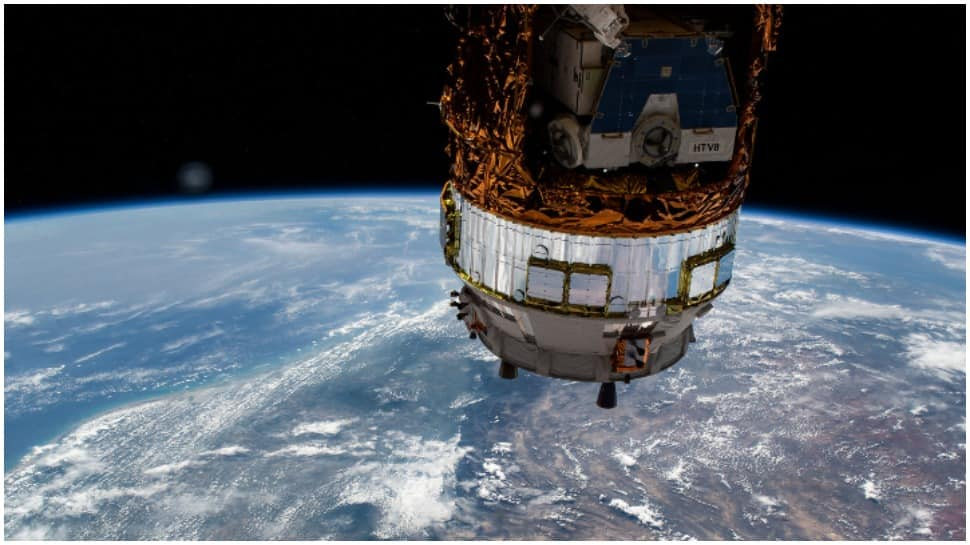 NASA to air departure of Japanese Cargo Ship from International Space Station on August 18