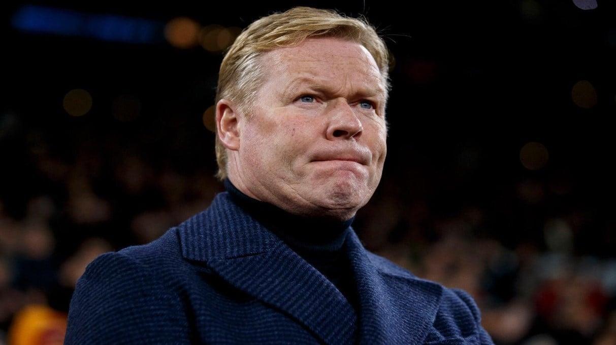 FC Barcelona appoint Ronald Koeman as new coach