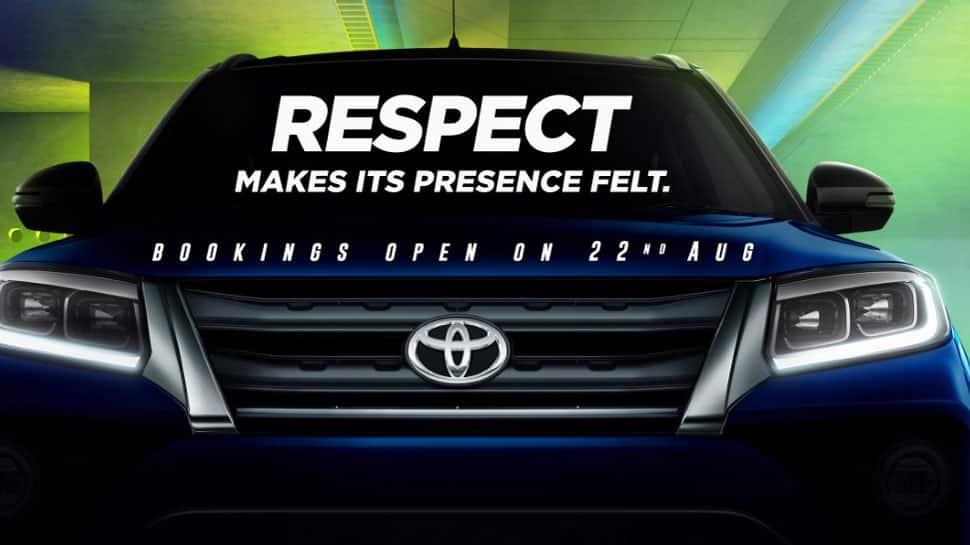 Toyota Urban Cruiser compact SUV brochure leaked ahead of ...