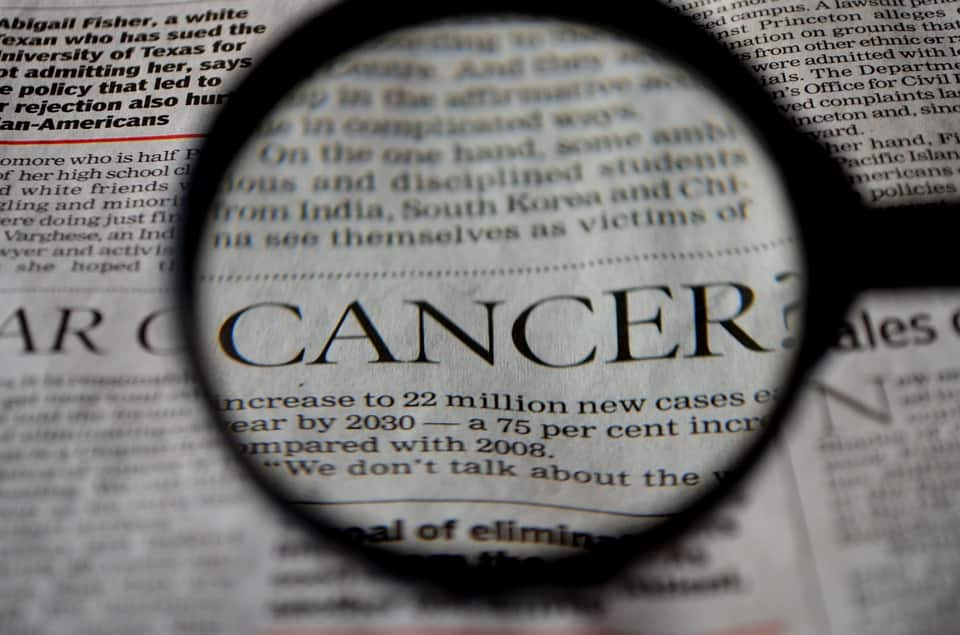 Cancer, its treatment may accelerate the aging process in young patients