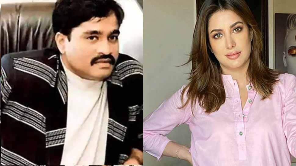 Dawood Ibrahim upset over report exposing his relationship with Pakistani actress Mehwish Hayat