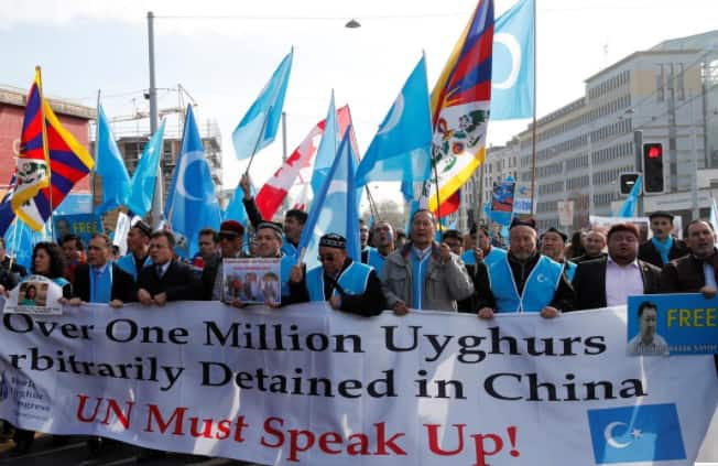 US, UK and Germany corner China at UNSC on Uyghur minorities issue in Xinjiang province