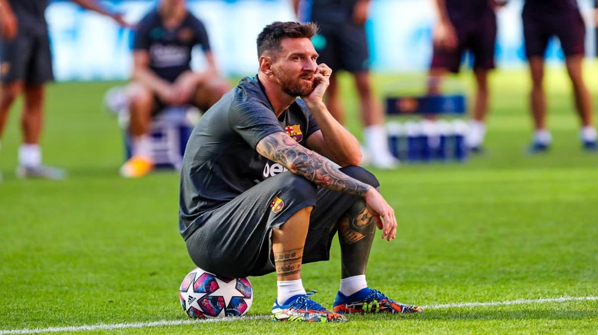 Indian Premier League 2020 Teams Engage In Twitter Banter Following Reports Of Lionel Messi S Departure From Fc Barcelona Cricket News Zee News