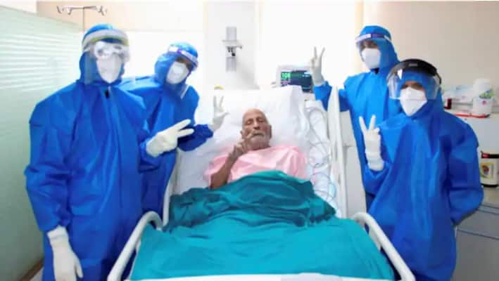 Older adults faced mental health issues during COVID-19 pandemic
