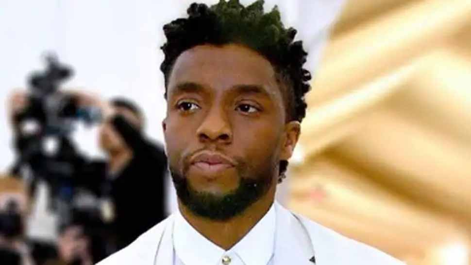 Chadwick Boseman Star Of Black Panther Dies Of Colon Cancer In Us Aged 43 People News Zee News
