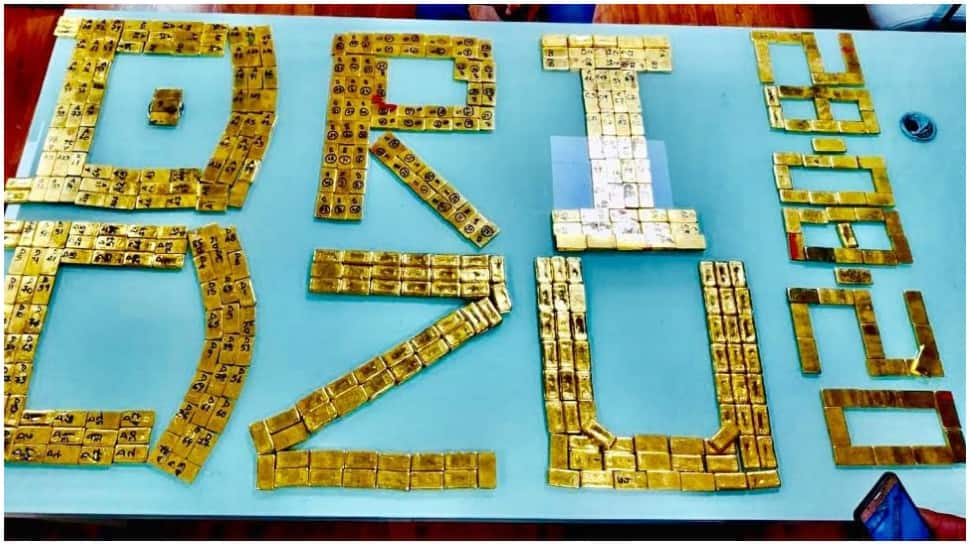 DRI seizes 504 smuggled gold bars worth Rs 42 crore from New Delhi Railway Station; 8 arrested