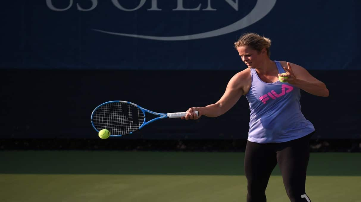 US Open: Belgium's Kim Clijsters faces tough path in bid to reclaim past glory