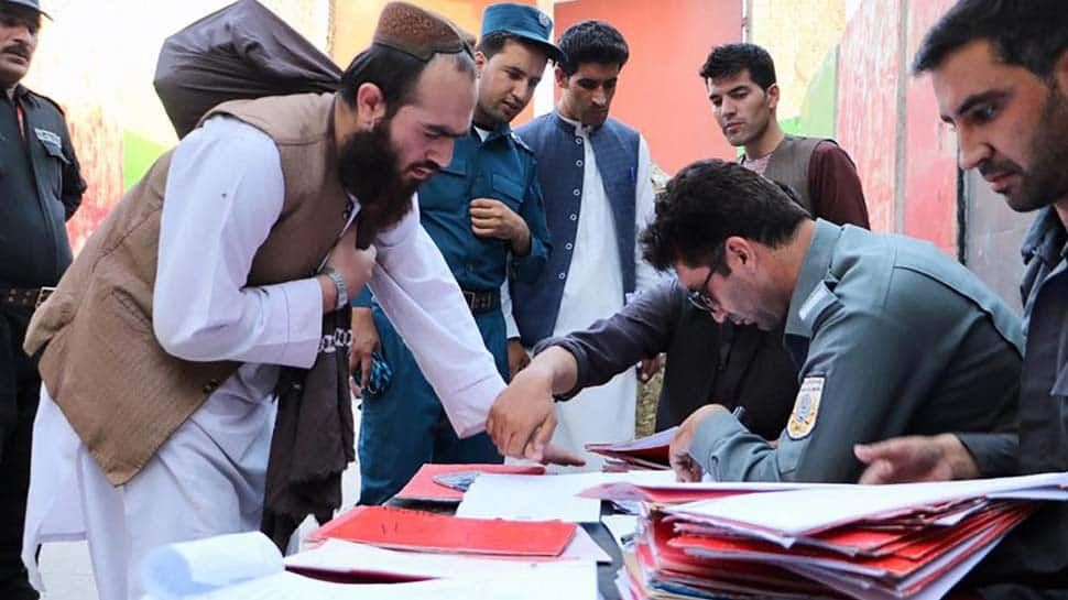Afghanistan frees nearly 200 Taliban prisoners to push peace talks