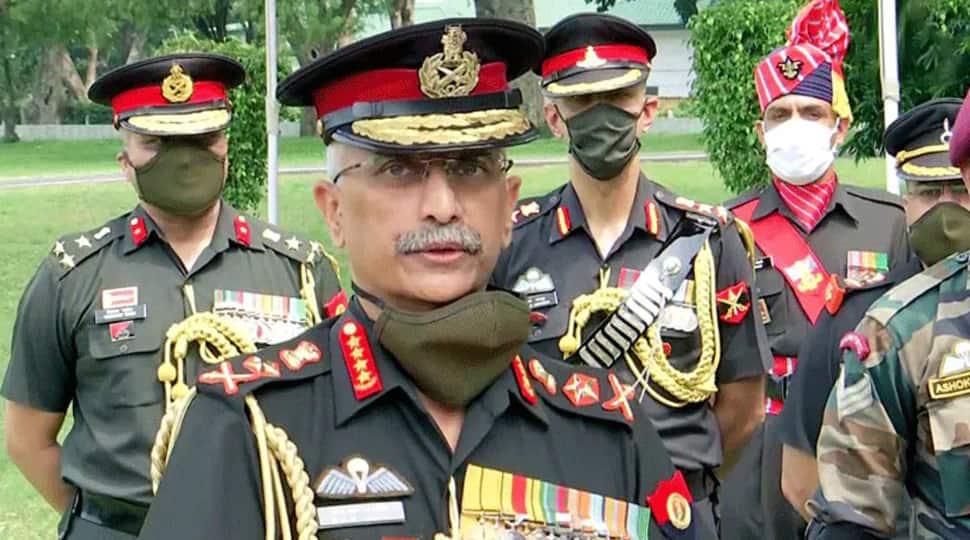 Army Chief General Naravane reaches Ladakh to take stock of situation amid India-China border row