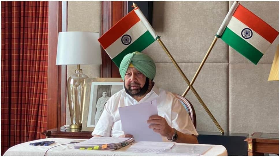 Coronavirus Punjab: Captain Amarinder Singh announced thrust sector status for all Oxygen product units to tackle the shortage in the state.