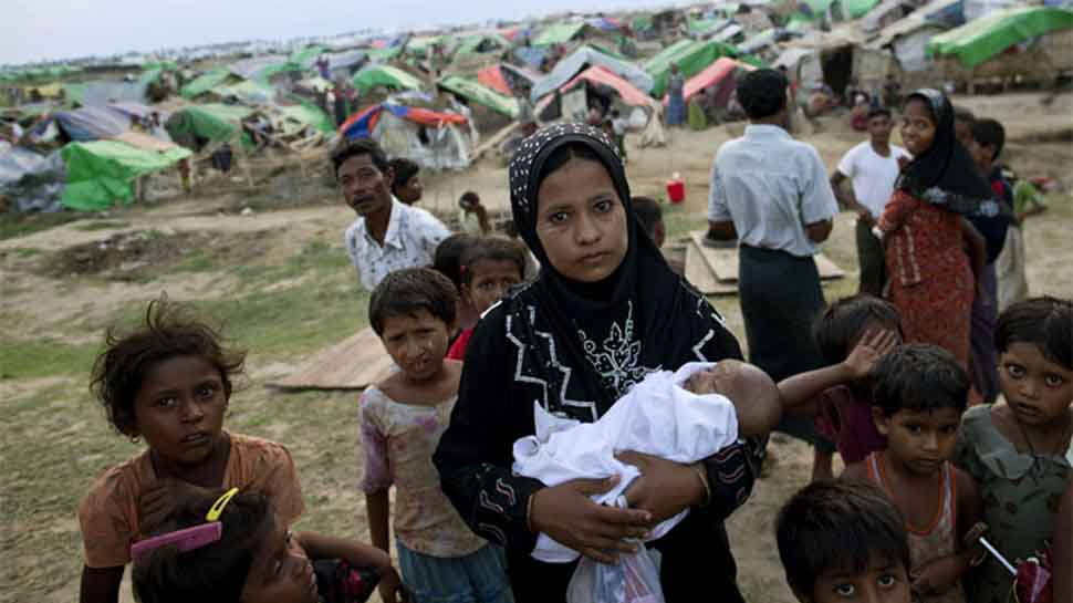 Almost 300 Rohingya refugees arrive in Indonesia's Aceh province