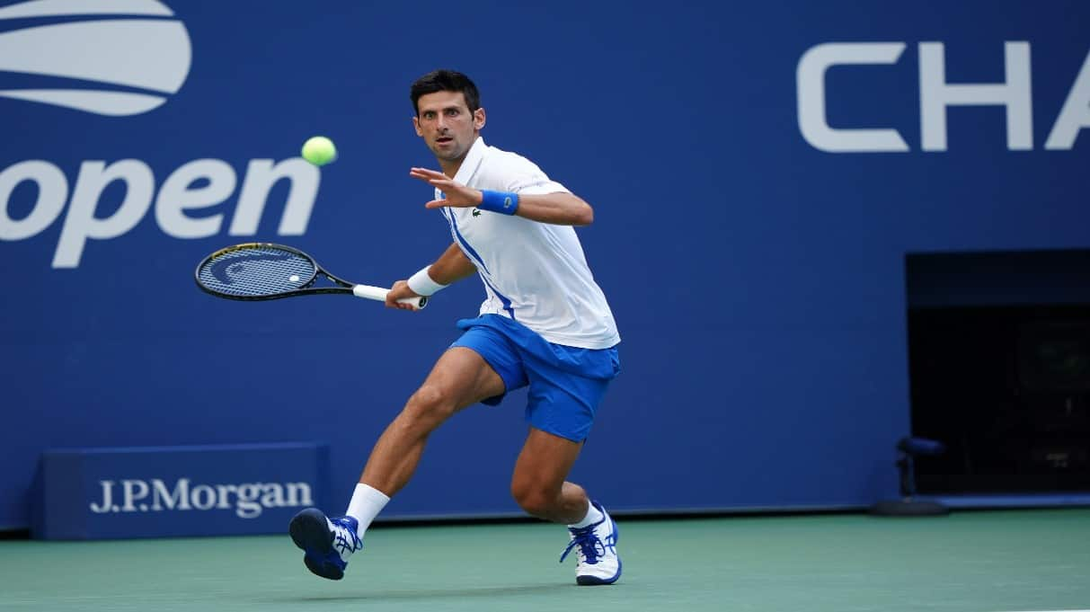Us Open 2020 Referee Says No Other Option In Novak Djokovic Disqualification Tennis News Zee News